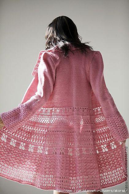 CARDIGANS - CrochetRibArt