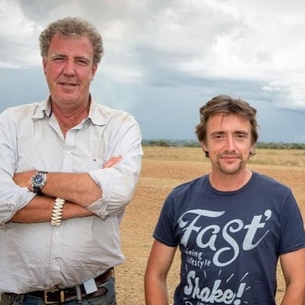 Clarkson and Hammond
