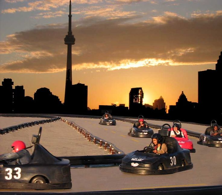 Try Go-Karting @ Polson Pier. It's really fun and affordable.  If you are interested in saving money at retailers, restaurants, travel, and more, sign up to SQM's Market Research Program where you receive great discounts for filling out market research reports.  It's FREE to join! www.sqm.ca/welcome
