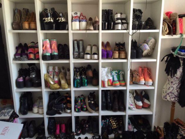 Las 25 Mejores Ideas Sobre Muebles Para Guardar Zapatos En