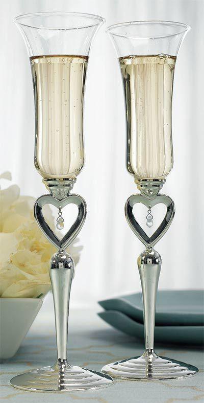 17 best images about copas de novios on pinterest for Copas de champagne