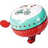 """Amazon Angebote SportingGoods Bike Fahrradklingel I Love my Bike (Fahrrad): Die Fahrradklingel von Spiegelburg """"I Love My…%#Quickberater%"""