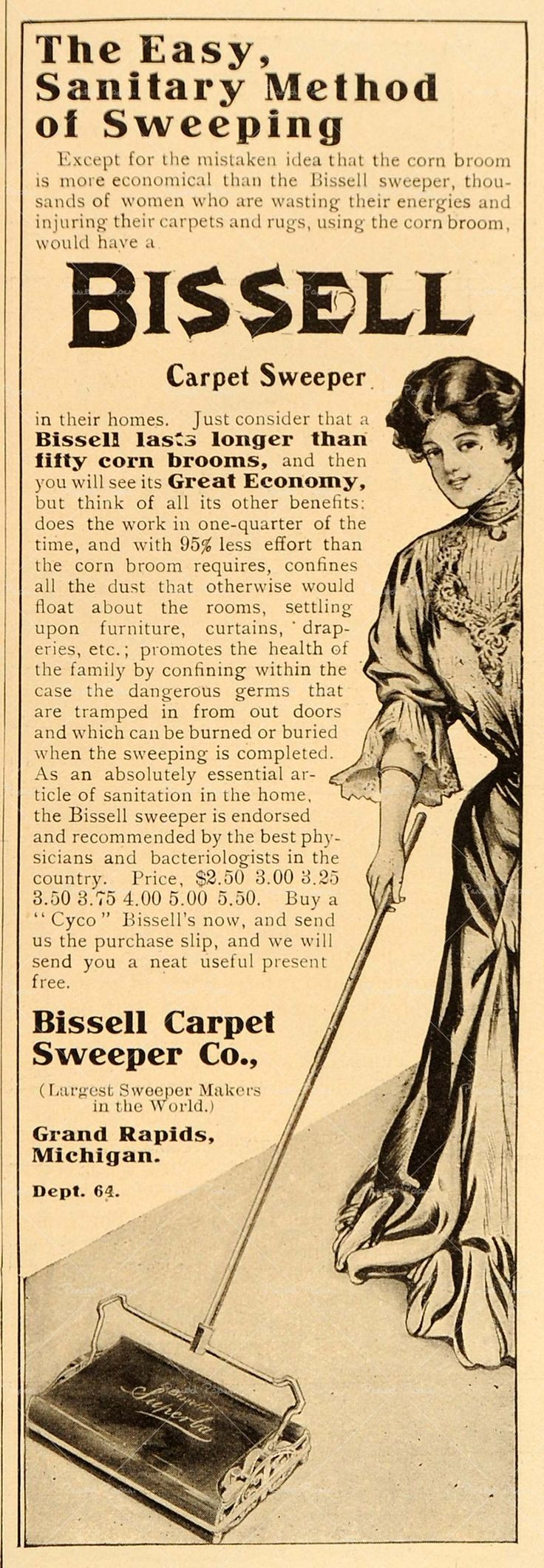 bissell carpet sweeper - Bissell Sweeper