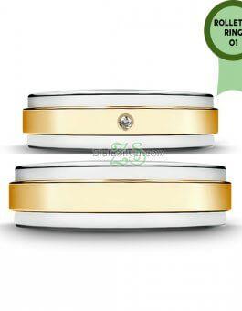 Cincin Kawin Rizsya (Roletto Ring)  Model cincin kawin Rizsya merupakan model cincin kawin unik dan berbeda dari model cincin nikah lain. Bagian tengah cincin bisa berputar seperti roda (model cincin kawin rolletto)  https://zlatasilver.com/cincin-kawin-rizsya.html   #weddingring #wedding #cincin #cincinkawin #cincinkawinunik #cincintunangan #cincintunanganunik