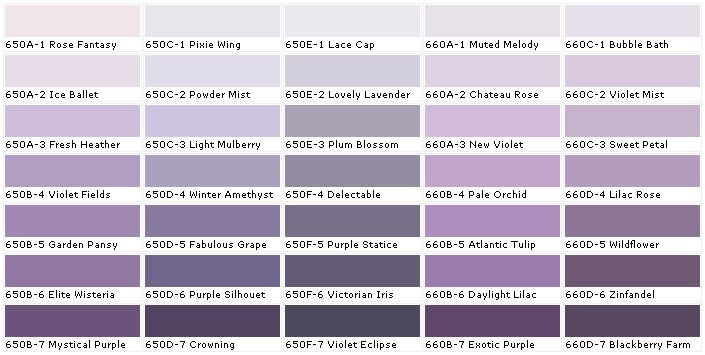 Color option purple emphasis behr daylight lilac for the laundry room for the remodel - Purple exterior paint image ...