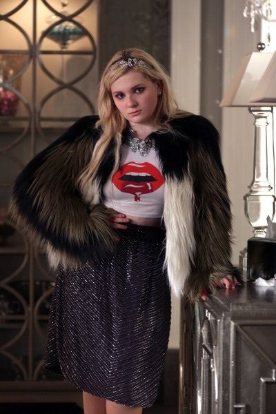 abigail breslin, chanel 5, and scream queens image