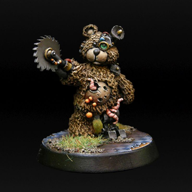 Isn't he cute? You can get set of three right here: https://puppetswar.eu/product.php?id_product=9