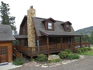 Multi Family Magnificent Views And Top Shelf Accomodation Vacation Rental In Estes Park From