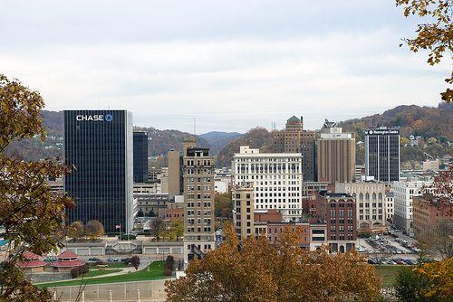 Charleston West Virginia | Charleston, West Virginia skyline