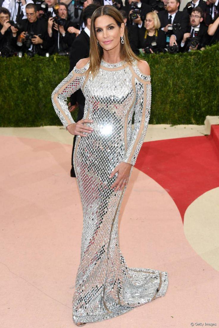 Met Ball 2016 : notre podium des plus belles robes métalliques