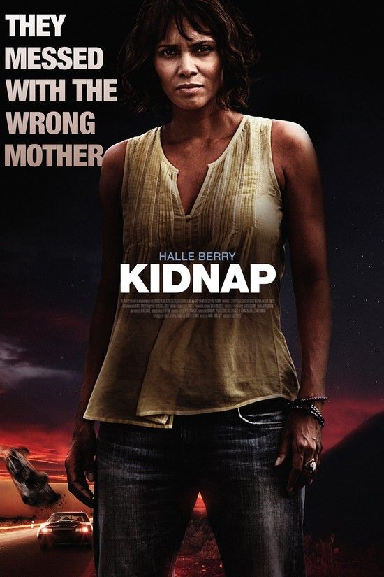 Kidnap The movie follows a frantic woman (Halle Berry) as she embarks on a high-speed car chase to save her kidnapped son (Sage Correa). A mother' love knows no bounds. Watch as Halle Berry would do anything to get back her kidnapped son.