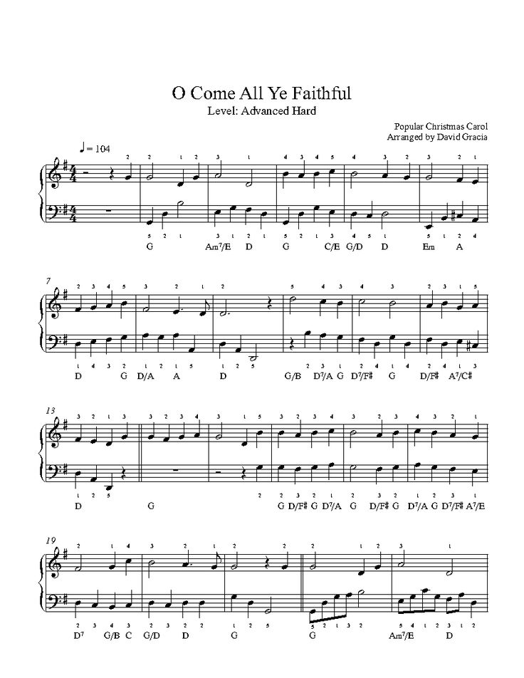 Piano o holy night advanced piano sheet music : 121 best Piano images on Pinterest | Sheet music, Songs and Music ...