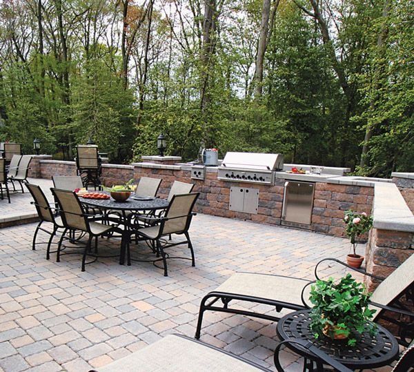 Do It Yourself Outdoor Kitchen: 37 Best Do It Yourself (DIY) Patio & Hardscape Kits Images