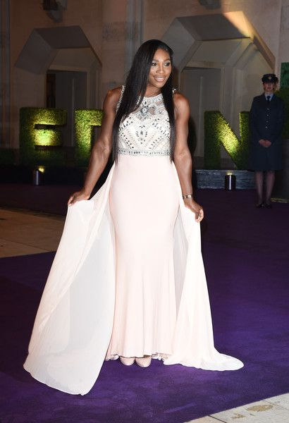 Serena Williams Photos - Serena Williams attends the Wimbledon Champions Dinner at The Guildhall on July 12, 2015 in London, England. - Red Carpet Arrivals at the Wimbledon Champions Dinner