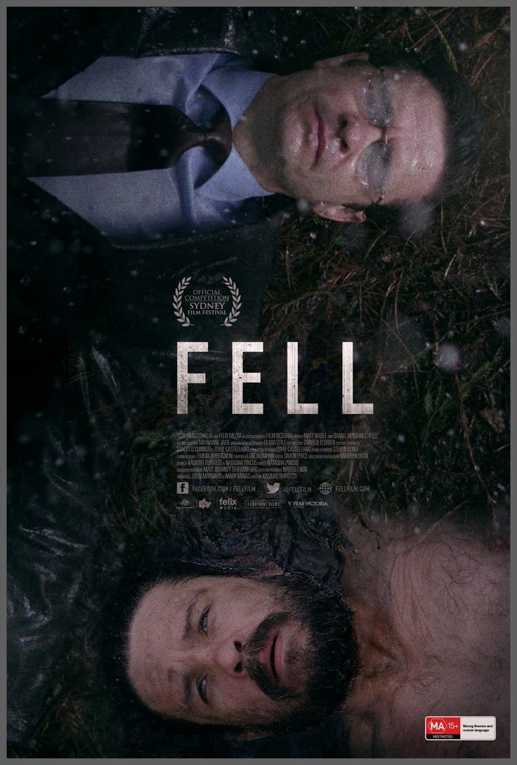 Fell Official Film Poster