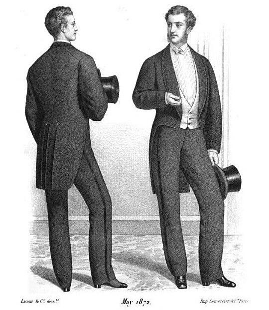 Victorian Men\u0027s Fashion