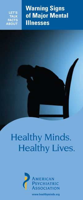 Recognizing Early Warning Signs of Mental Illnesses, including sensitivity to sound, touch, smell.