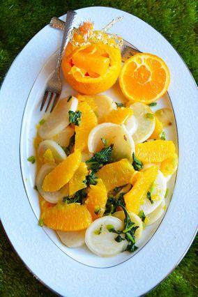 ネーブルとかぶの爽やかサラダ しょうゆ&レモンドレッシングで。 - 豊菜JIKAN × ピエトロドレッシング -|レシピブログ