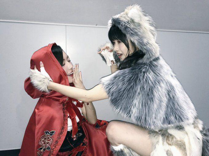 ハロウィン音楽祭 #松井珠理奈 #横山由依