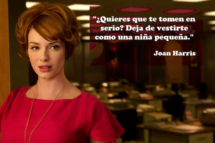 joan harris mad men quotes