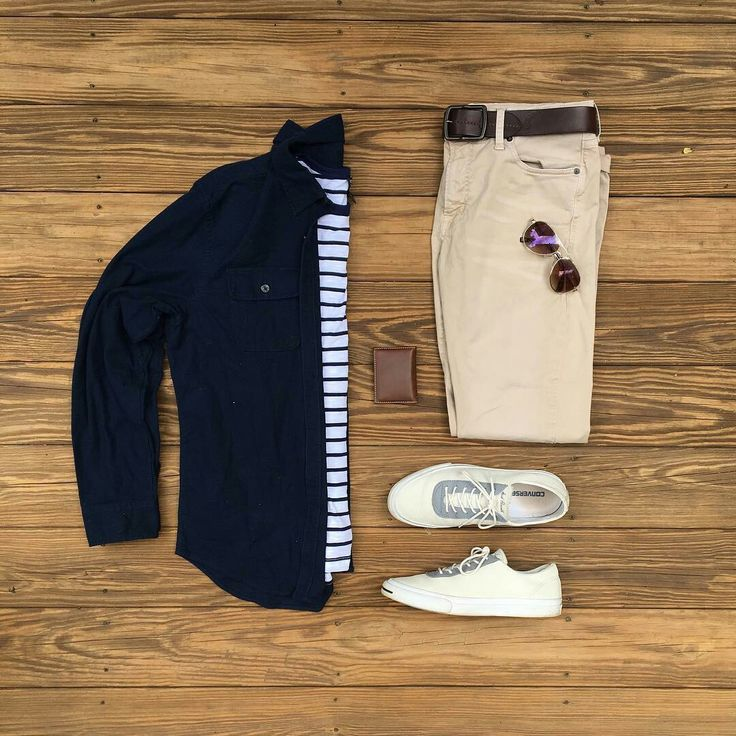 Outfit grid - Stylish summer