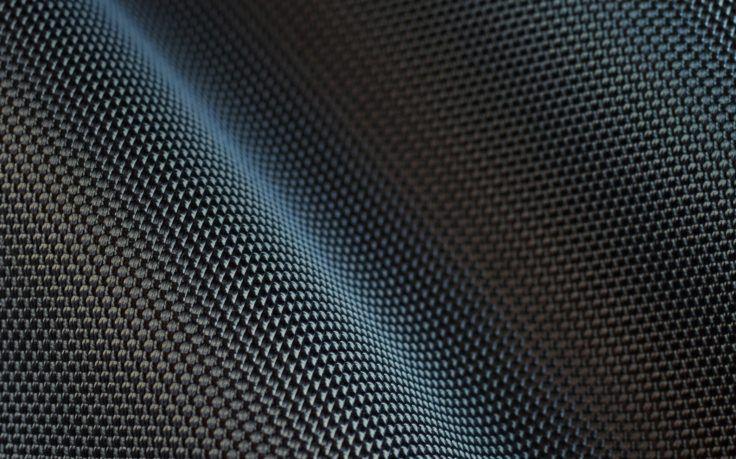 A arte digital, minimalismo, teste padrão, textura, 3D, fibra de carbono, linhas onduladas, profundidade de fundo do campo HD Papéis de Parede