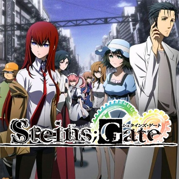 Steins; Gate Anime Featured (With images) Anime, Steins