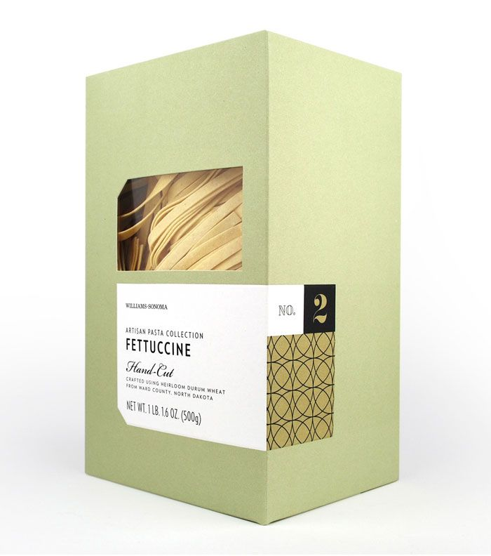 Artisan Pasta Collection: Williamssonoma Pasta, Williams Sonoma Artisan, Package Design, Packaging Design, Graphics Design, User Experiment, Experiment Design, Artisan Pasta, Pasta Packaging