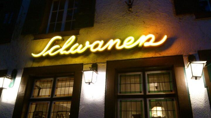 Hotel Schwanen, Bühl