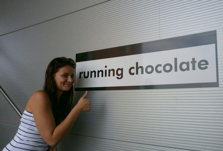 Austria - Styria - Zotter 'running chocolate *.*