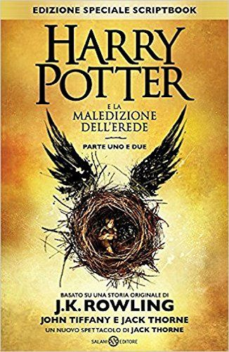 Harry Potter e la maledizione dell'erede. Parte uno e due... https://www.amazon.it/dp/8869187497/ref=cm_sw_r_pi_dp_x_pDZayb8Z09PJJ
