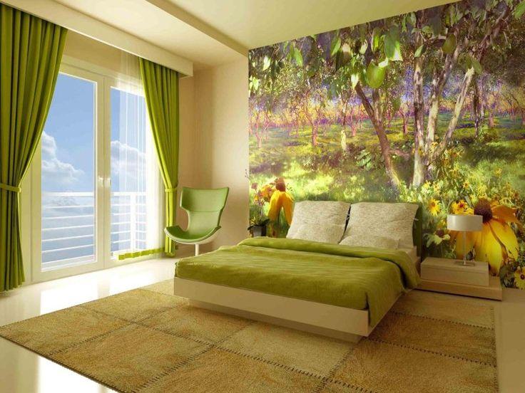 Интерьер для комнаты девушки Дизайн спальня фотообои