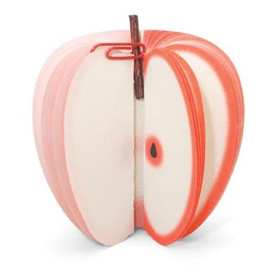 Kikkerland Design » Products » Memo Pad Apple