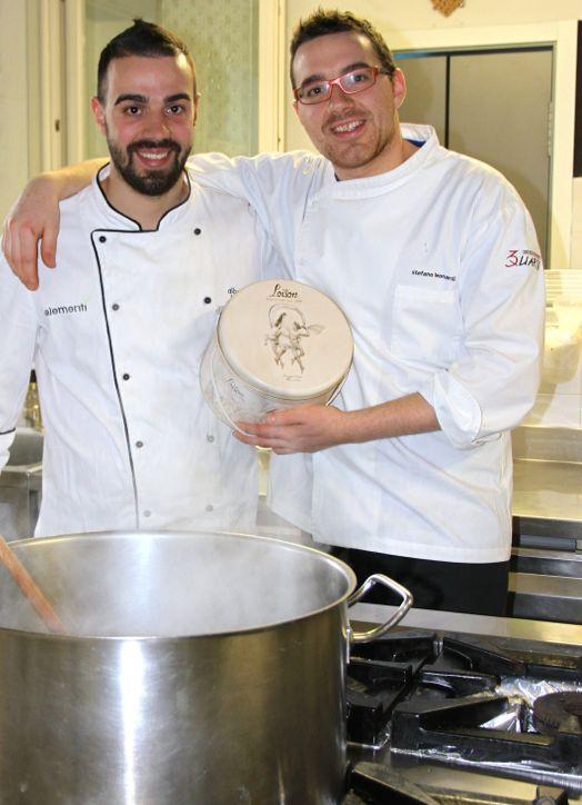 Chef Alberto Basso - Ristorante 3Quarti di Grancona (Vi) | #chef #InsolitoPanettone