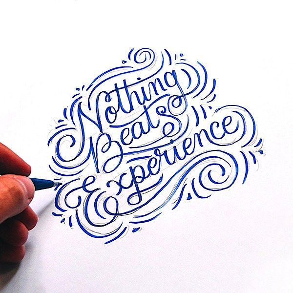 Hand Lettering by Joao Neves