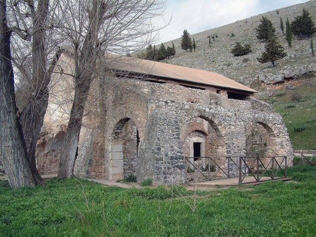 Battistero Paleocristiano di San Giovanni in Fonte a Sala Consilina  (SA)