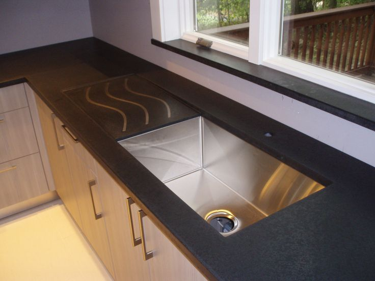 1000 images about custom engineered concrete countertops for Custom made kitchen countertops