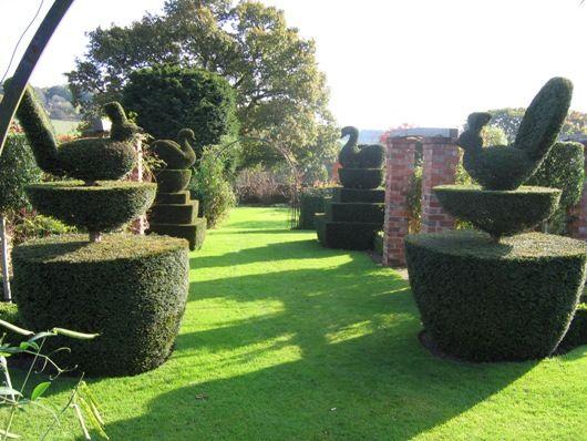 Felley Priory Garden, Underwood, Nottinghamshire - Felley ...