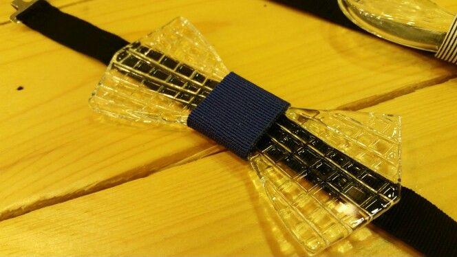 Glass bowtie from Blueside inspiration. Le infinite varianti dei papillon in vetro borosilicato realizzati artigianalmente - Blueside Emotional Design, for stylish men