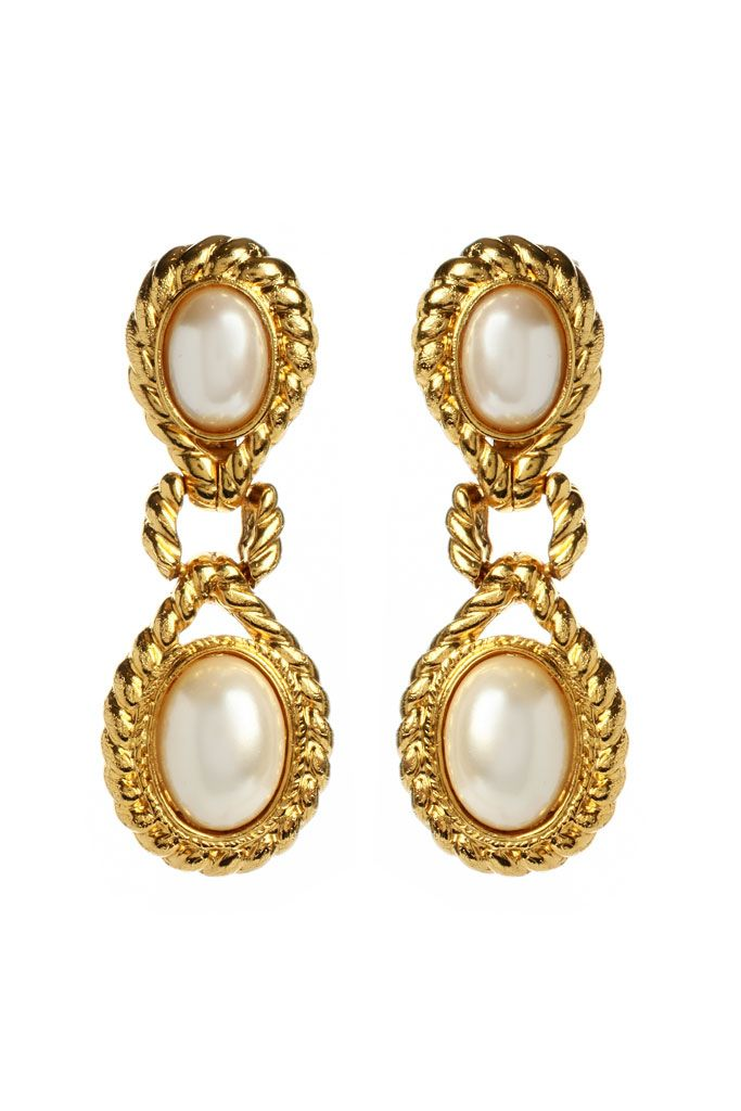 17 best images about pearl earrings