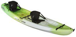 Find the best fishing kayak and read reviews kayak for beginners, sit-on-top, recreational, touring, inflatable, and Fishing kayaks.