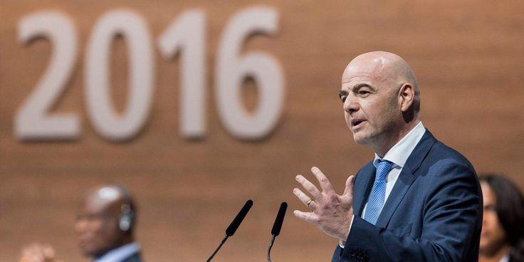 FIFA Pertimbangkan Piala Dunia Diikuti 48 Negara! - Bola.net