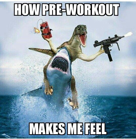 How pre-workout makes me feel #gymmeme #gymlife #girlsthatlift