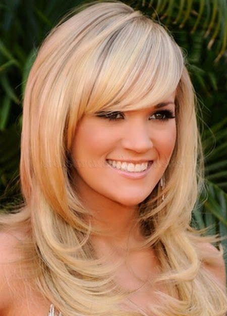Lange Blonde Haare Frisuren Schicke Frisuren FüR Lange Haare 2014.jpg 450×624 Pixel