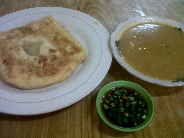 Famous Food from Palembang - Indonesia. Martabak HAR! :3