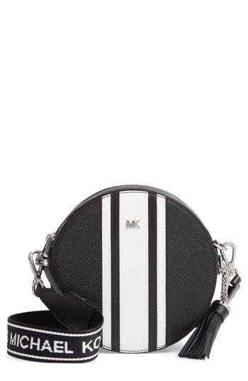 New MICHAEL Michael Kors Medium Leather Canteen Bag Women s Fashion  Handbags.   178  offerdressforyou f4f156d1191da