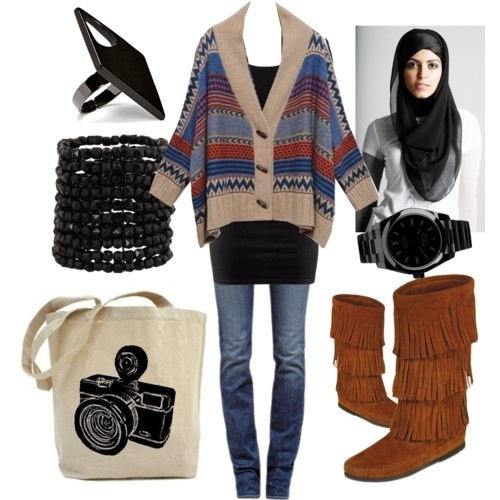 Hijab Chic Style #2