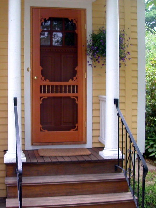 17 Best Images About Screen Amp Storm Doors On Pinterest Traditional Models And Victorian