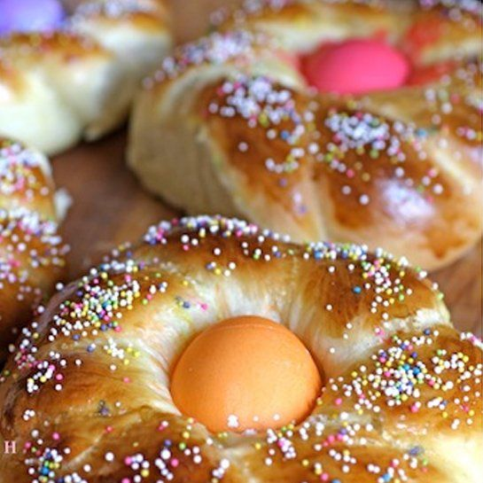 20 Easter Desserts: Catalonian Easter Bread