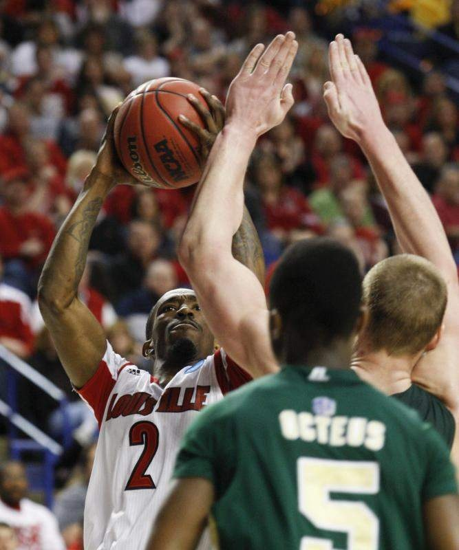 Louisville basketball beats Colorado State 82-56 in NCAA game